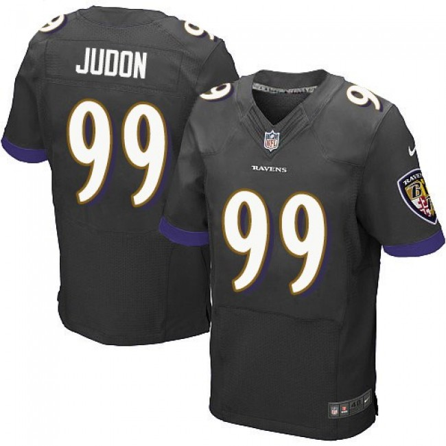 Nike Ravens #99 Matthew Judon Black Alternate Men's Stitched NFL New Elite Jersey