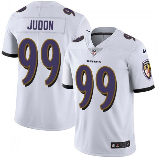 Nike Ravens #99 Matthew Judon White Men's Stitched NFL Vapor Untouchable Limited Jersey