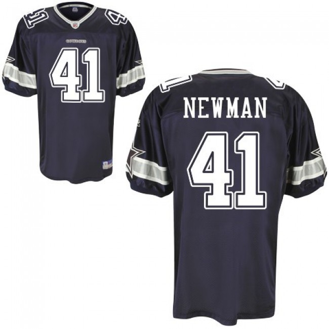 Cowboys #41 Terence Newman Black Shadow Stitched NFL Jersey