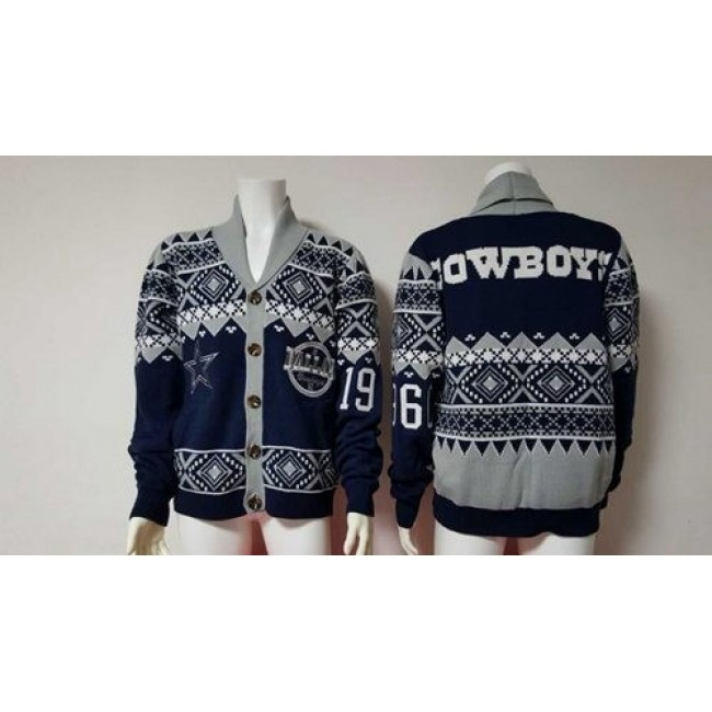 Nike Cowboys Men's Ugly Sweater_1