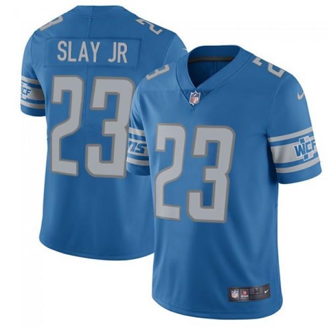 Detroit Lions #23 Darius Slay Jr Light Blue Team Color Youth Stitched NFL Vapor Untouchable Limited Jersey
