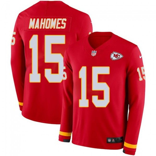 Nike Chiefs #56 Derrick Johnson Red Team Color Men's Stitched NFL Vapor Untouchable Limited Jersey
