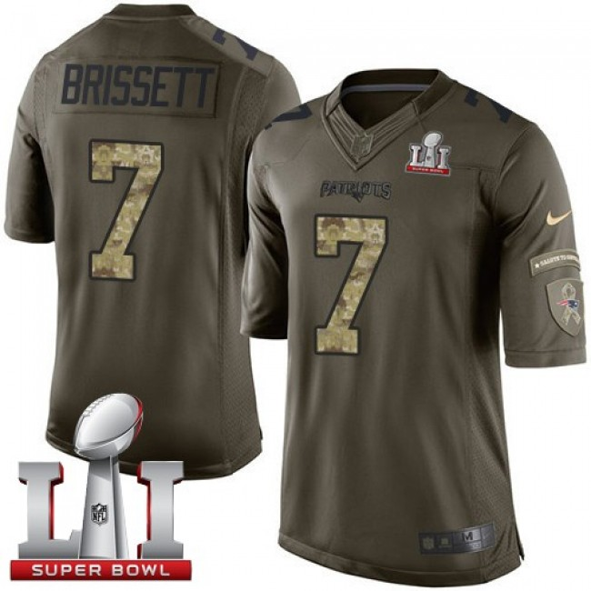 New England Patriots #45 Donald Trump Olive Youth Stitched NFL Limited 2017 Salute to Service Jersey