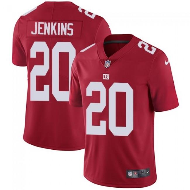 New York Giants #20 Janoris Jenkins Red Alternate Youth Stitched NFL Vapor Untouchable Limited Jersey