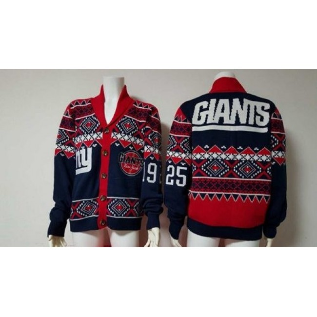 Nike Giants Men's Ugly Sweater_2