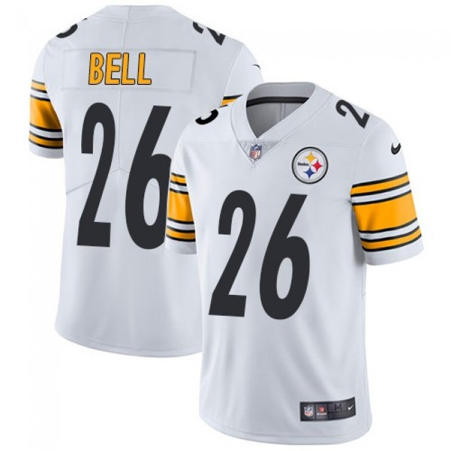 Pittsburgh Steelers #26 Le Veon Bell White Youth Stitched NFL Vapor Untouchable Limited Jersey